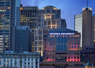 Victoria University's College of Business MBA Available Fully Online