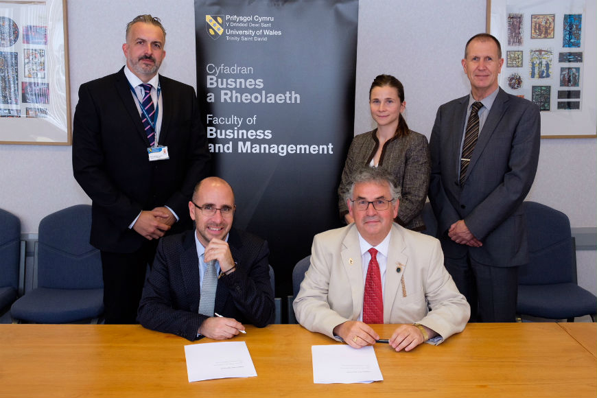Ducere Launches New Online MBA In Partnership With University of Wales Trinity Saint David